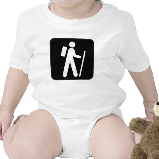 Caminar la muestra trajes de bebé