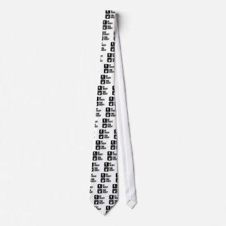 caminar mis diseños de la terapia corbata personalizada