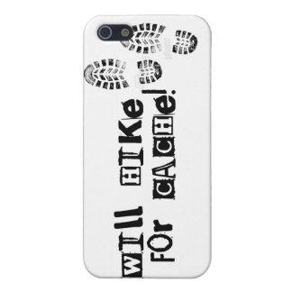 ¡Caminará para el escondrijo! iPhone 5 Protector