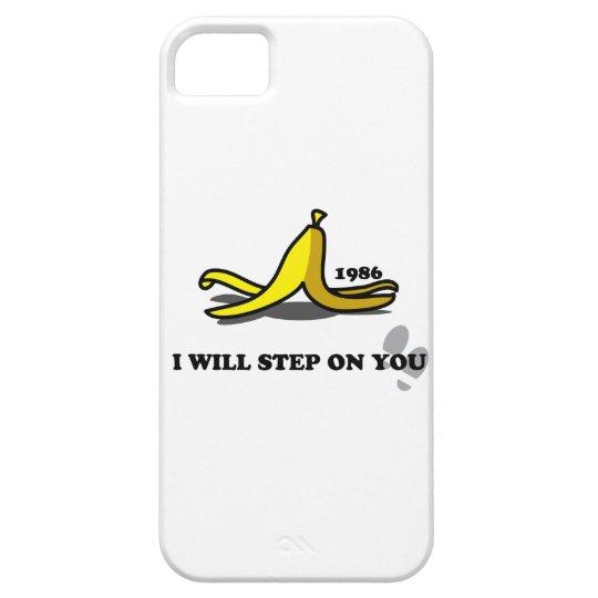 Caminaré en usted caso divertido del iPhone 5 de Funda Para iPhone SE/5/5s