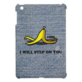 Caminaré en usted caso mínimo del iPad divertido d