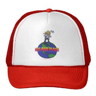 Camine nuestra ropa del abd de los regalos del log gorras de camionero
