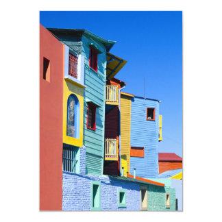 Caminitas La Boca District Card