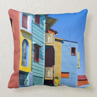 Caminitas La Boca District Pillow