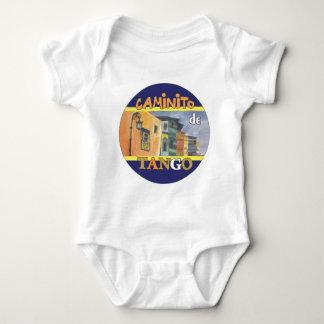 Caminito Body Para Bebé