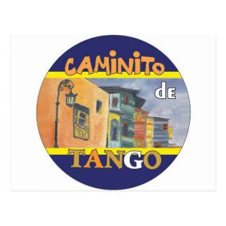 Caminito Postcard