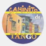 Caminito Stickers