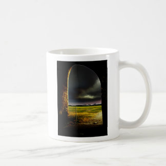 Camino a la tempestad tazas de café