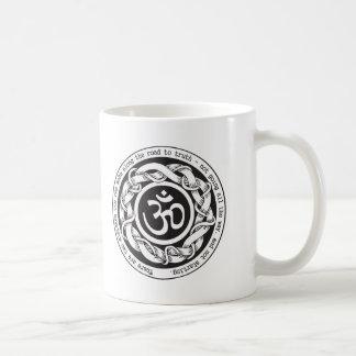 Camino a la verdad OM Taza De Café