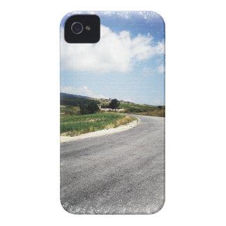 Camino a su caja intrépida de la zarzamora de los iPhone 4 coberturas