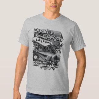 Camino a Vegas 2015 Camisas