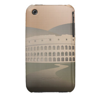 Camino al Colosseum, Roma, Italia iPhone 3 Cobertura