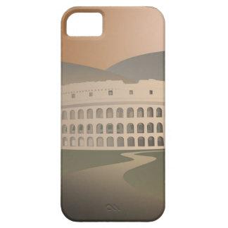 Camino al Colosseum, Roma, Italia iPhone 5 Carcasas