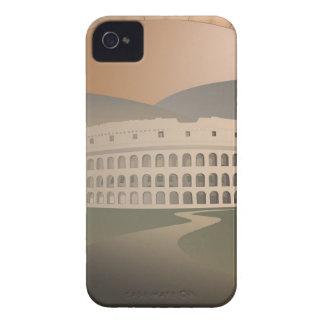 Camino al Colosseum, Roma, Italia iPhone 4 Case-Mate Protector