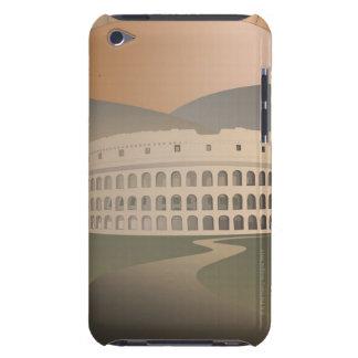 Camino al Colosseum, Roma, Italia iPod Touch Protector