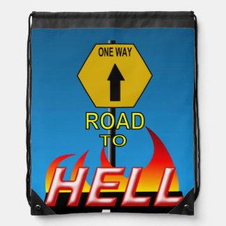 Camino al infierno mochila