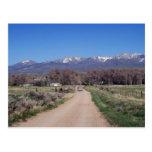 Camino al rancho