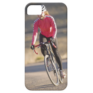 Camino biking, Boulder, Colorado del obispo de iPhone 5 Carcasa