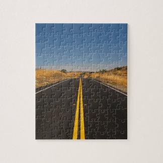 Camino - carretera larga rompecabeza