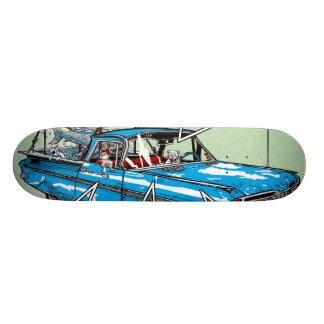 Camino Catboard Custom Skateboard