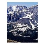 Camino de ensayo de Ridge - Parque Nacional de las Tarjeta Postal