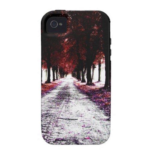 camino de Forrest Gump iPhone 4/4S Carcasa