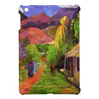 Camino de Gauguin en caso del iPad de Tahití mini iPad Mini Protector