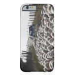 camino de las tierras de labrantío de Toscana, Funda Barely There iPhone 6