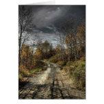 Camino de los otoños felicitaciones