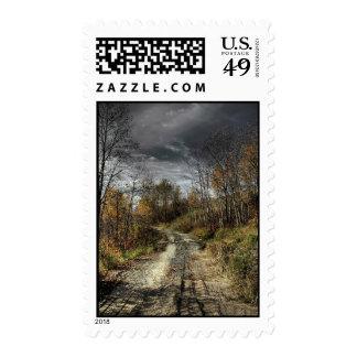 Camino de los otoños sellos