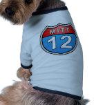 Camino de Romney a la Casa Blanca Camisa De Perro