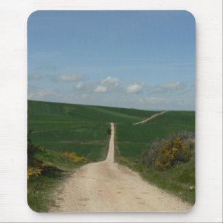 Camino de Santiago Mouse Pad