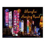 Camino de Shangai Nanjing Postal