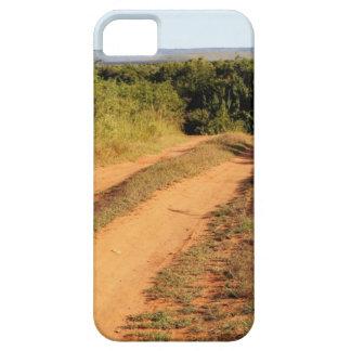 Camino de tierra de Suráfrica iPhone 5 Case-Mate Protectores