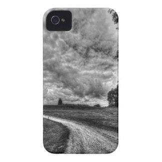 Camino de tierra del país viejo Case-Mate iPhone 4 fundas