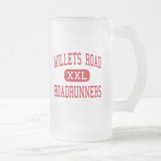 Camino de Willets - Roadrunners - alturas de Rosly Taza Cristal Mate
