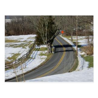 Camino del condado de Carroll, Maryland Postales