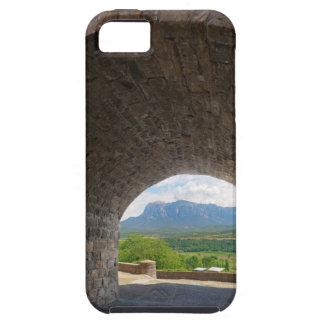Camino del guijarro, montañas de los Pirineos iPhone 5 Carcasas