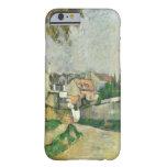 Camino del pueblo, 1879-82 (aceite en lona) funda barely there iPhone 6