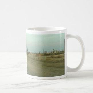 Camino el condado de Kern Tazas De Café
