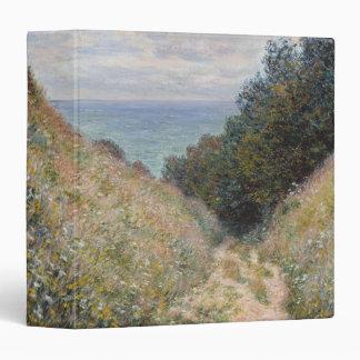 Camino en el La Cavee Pourville de Claude Monet