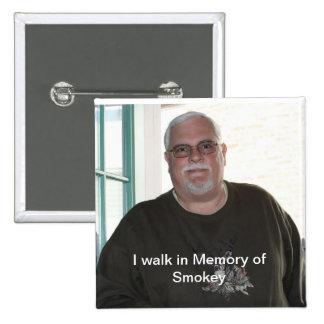 Camino en memoria del botón cuadrado de Smokey