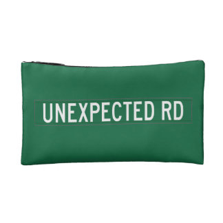 Camino inesperado, placa de calle, New Jersey, los