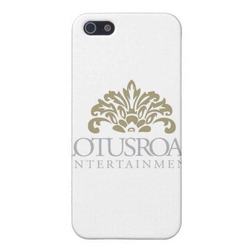 Camino Ipad de Lotus iPhone 5 Protectores