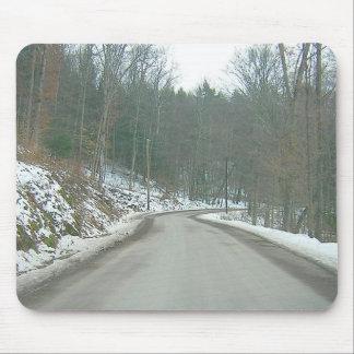 Camino Nevado Jenks Tapete De Ratones