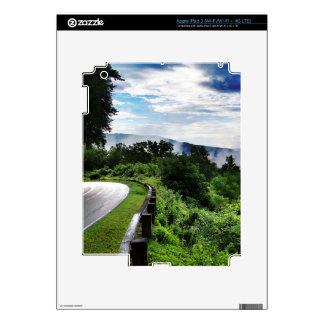 Camino Newfound de Gap Great Smoky Mountains Pegatinas Skins Para iPad 3