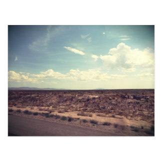 Camino occidental tarjetas postales