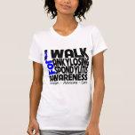 Camino para Ankylosing la conciencia de Spondyliti Camisetas