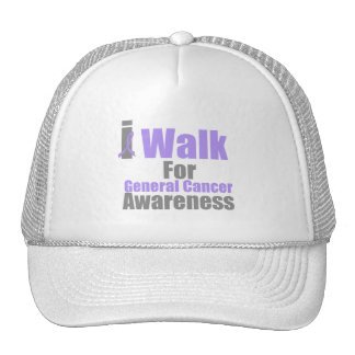 Camino para general Cancer Awareness Gorros Bordados