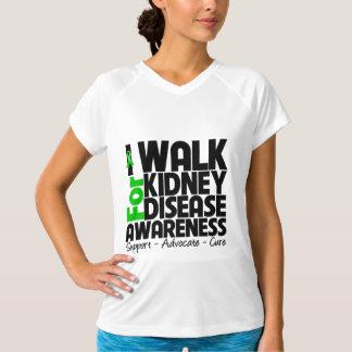 Camino para la conciencia de la enfermedad de remeras